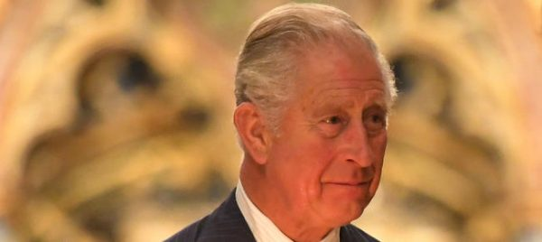 Prince Charles Praises 'Inspiring Faith' of Christians in the Middle East