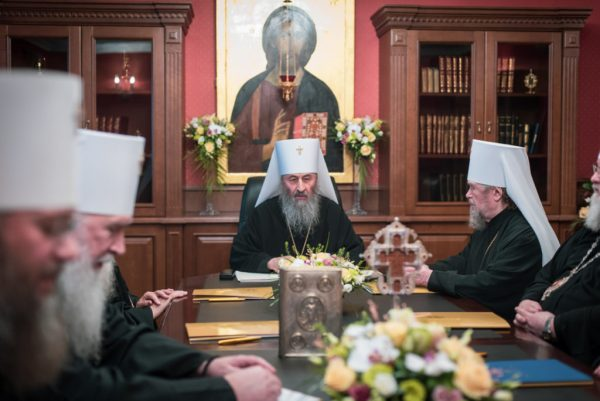 Ukrainian Orthodox Church will Consider Invalid any Decision Made by 'the Uniting Council' in Kiev