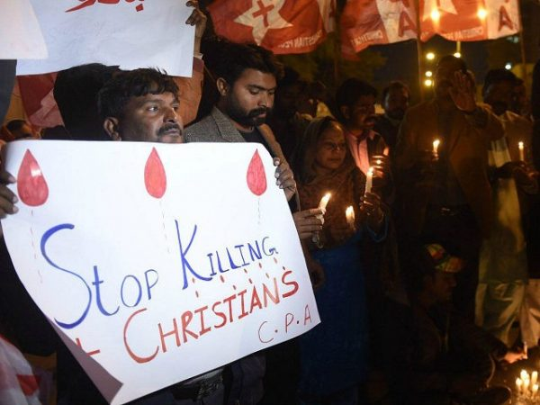 Pew: Christians Are Most Harassed Religious Group in the World
