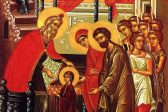 Today the Russian Church Celebrates the Entrance of the Theotokos to the Temple