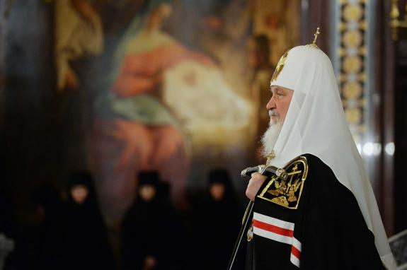 "His Holiness Patriarch Kirill Calls Local Orthodox Churches to Not Recognize the New ""Orthodox Church of Ukraine"""