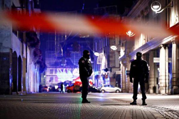 Metropolitan Hilarion Sends Condolences Over the Tragedy in Strasbourg