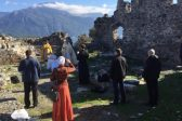 Divine Service Celebrated on St. Nicholas Island