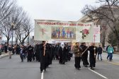 Metropolitan Tikhon Leads Faithful at Annual DC March for Life