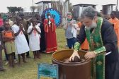 13 Children Baptized into Christ at Kenyan Orphanage