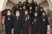 "Synod of the Orthodox Church of Cyprus Does Not Recognize the new ""Orthodox church of Ukraine"""