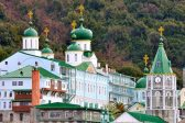 St. Panteleimon's Monastery on Mt. Athos Closes its Gates to Schismatic Bishop