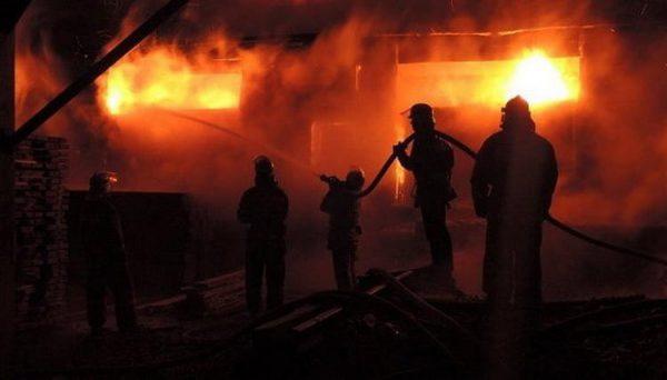 Church set ablaze in southern Ukraine