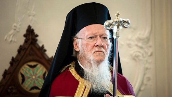 Ecumenical Patriarch Bartholomew is Expected to Visit the U.S. in July