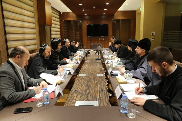 2nd Session of Commission for Bilateral Dialogue between Russian and Syriac Orthodox Churches Held in Lebanon