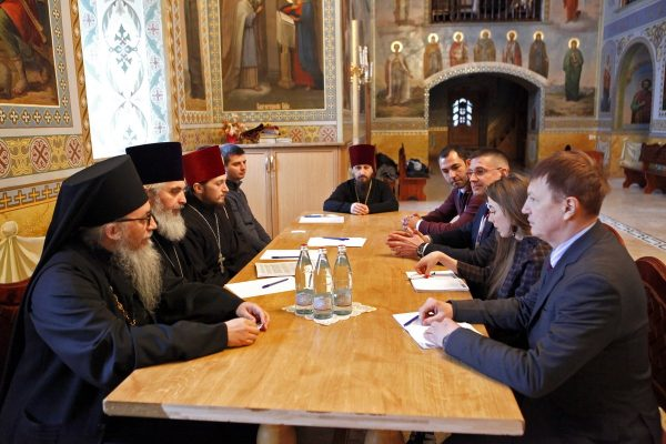 Representatives of OSCE are Told about Oppression against Faithful of Ukrainian Orthodox Church