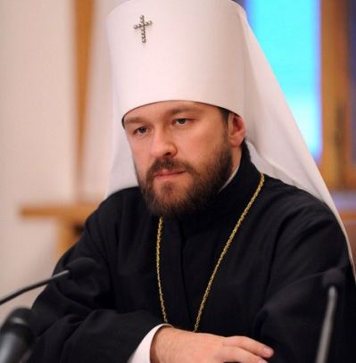 Metropolitan Hilarion of Volokolamsk: Athos in Face of a Choice