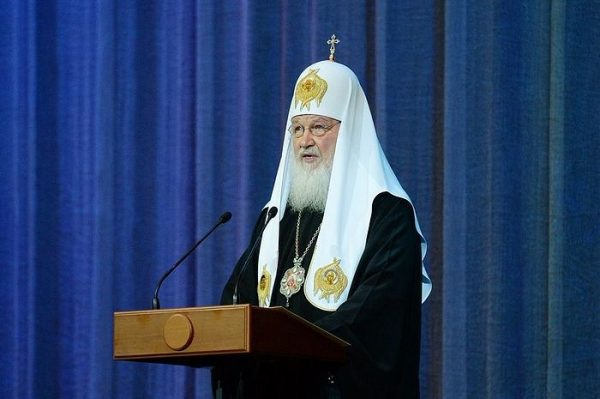 His Holiness Patriarch Kirill's Address at the 10th Anniversary of his Enthronement
