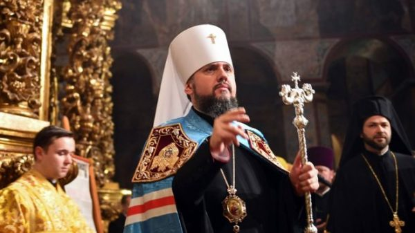 Schismatic Epiphany's Enthronement: No Local Churches Except Constantinople, Few Parishioners, one Athonite Abbot