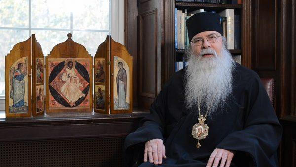 Metropolitan Tikhon Addresses Youth, Faithful on Forgiveness Sunday