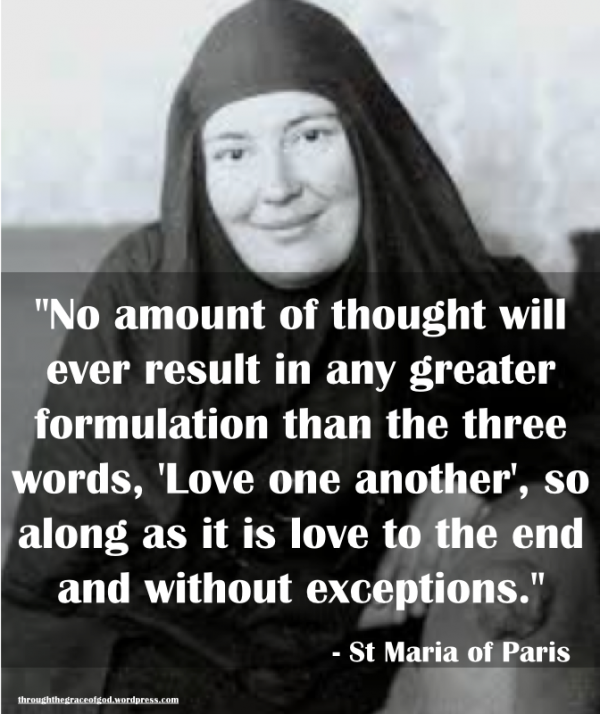 Mother Maria: Love Without End