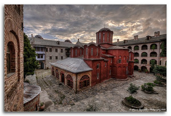 Each Athonite Monastery will Decide for Itself Whether to Accept Ukrainian Schismatics