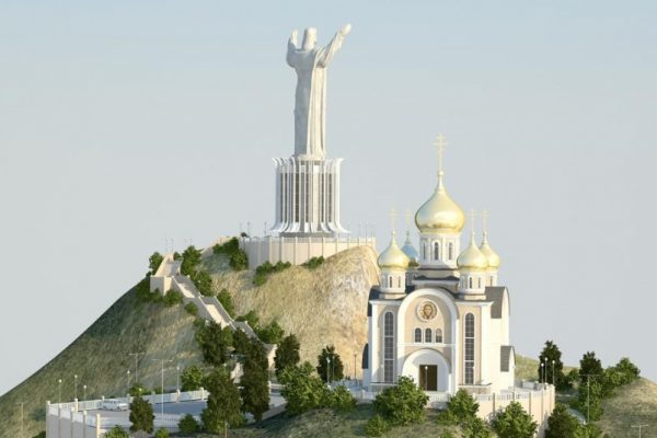 220-ft. Statue of Christ To Be Erected in Vladivostok