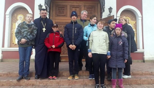 Autistic 12-year-old Speaks for First Time after Venerating Miraculous Icon of St. Nicholas in Ukraine