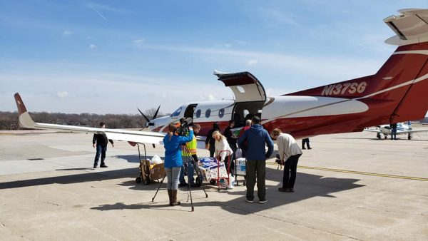 'Angels of the Sky': Private Citizens Rally to Help Flooded Nebraska City
