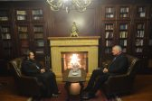 Metropolitan Hilarion Meets with Mr. Franklin Graham, President of Billy Graham Evangelistic Association