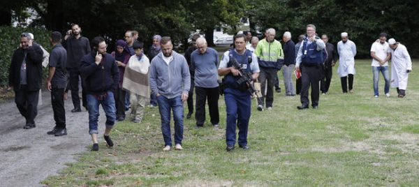 New Zealand Mosque Shooting: 'Pray for God's Peace'