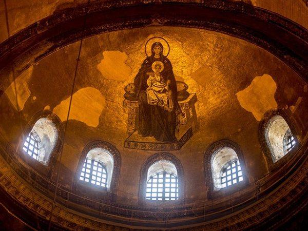 Erdogan Floats Reverting Hagia Sophia to a Mosque