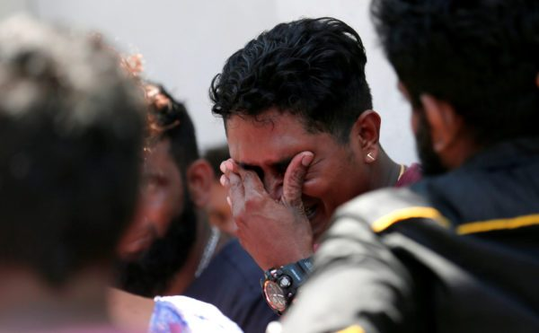 Christians Killed in Sri Lanka. We are in the Same Foxhole with Them