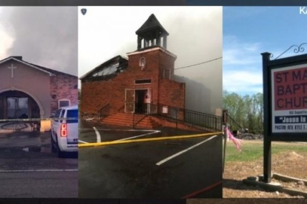 Donations for 3 Burned Historic Black Churches Pour in after Notre Dame Fire