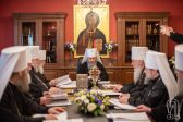 Statement of the Holy Synod of the Ukrainian Orthodox Church on the Situation in Ukrainian and World Orthodoxy