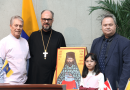 Canadian City Council Receives Icon of Its Own Saint