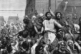Begging for Barabbas