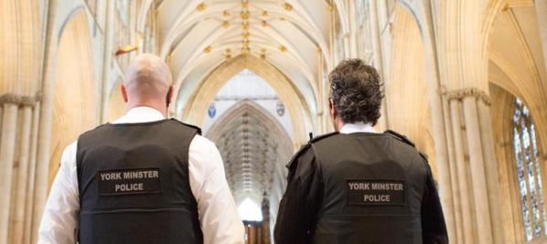 Police Urge as Many Churches as Possible to Take Offer of Free Terrorist Response Training