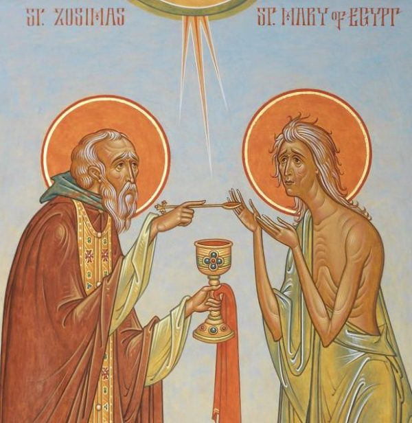 Only When We Descend in Humility Can We Ascend to the Heavens – on the Sunday of St. Mary of Egypt