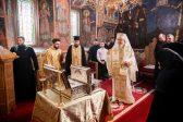 Patriarch Daniel of Romania Blesses New Reliquaries for Suzana Monastery