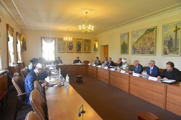 7th Meeting of Russian-Chinese Working Group for Contacts and Cooperation in Religious Sphere