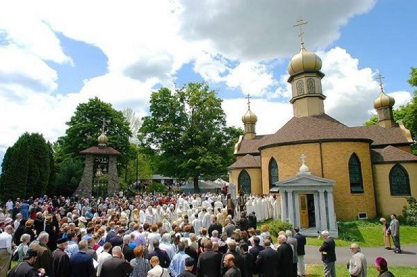 St. Tikhon's Monastery announces 115th Memorial Day Pilgrimage Schedule May 24-27, 2019