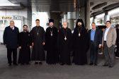 Metropolitan JOSEPH, Delegation Arrive in Russia for Two-week Pilgrimage