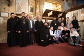 Moscow Patriarchate Delegation Visit Egypt, Meet Coptic Patriarch Tawadros II