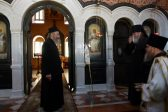 The Primate of the Ukrainian Orthodox Church Visits the Convents of the Russian Church Abroad in the Holy Land