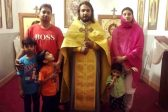 A Roman Catholic Family Converts to Orthodox Christianity in Pakistan