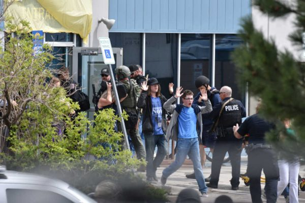 BRAVE: High School Senior and Aspiring Marine Tackled Colorado School Gunman