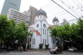 Paschal Service Held for the First Time Since 1965 at Shanghai Orthodox Cathedral