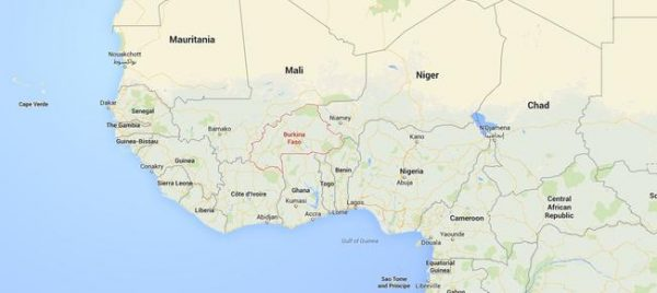 Six Killed after Gunmen Attack Catholic church in Burkina Faso