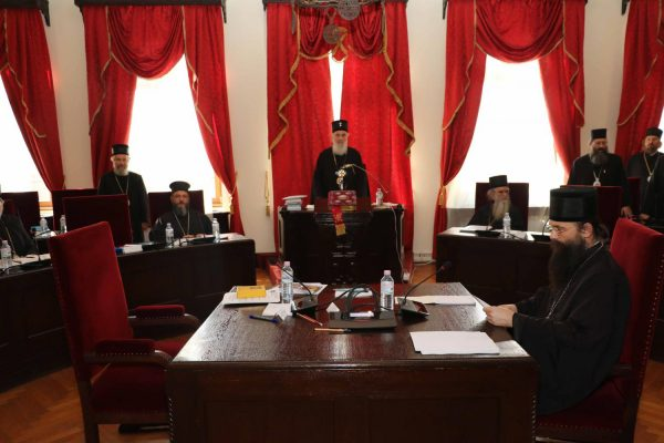 Assembly of Bishops of Serbian Church States Any Change in Status of Kosovo and Metohija is Inadmissible