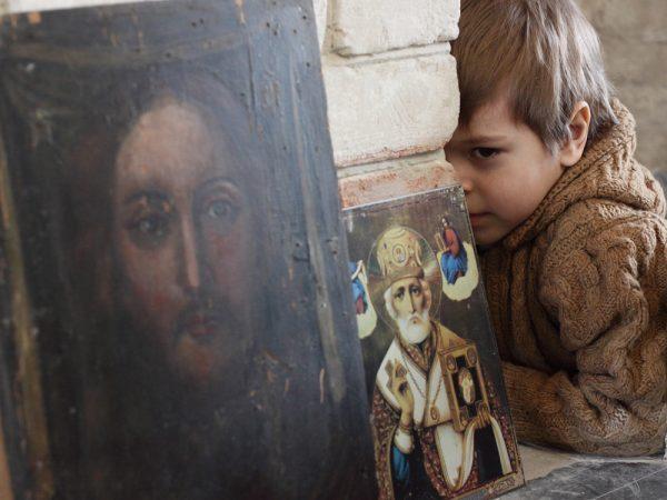 Metropolitan Ephrem (Kyriakos) Speaks on Intercession of Saints