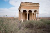 Prayers Ring out in Romanian Hermitage in Jordan Valley for First Time in 50 years (Video)