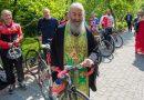 Bike Ride for Peace in Ukraine Begins in Kiev