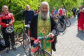 Bike Ride for Peace in Ukraine Begins in Kiev
