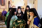 Russian Ecclesiastical Mission in Jerusalem Celebrates its Main Feast